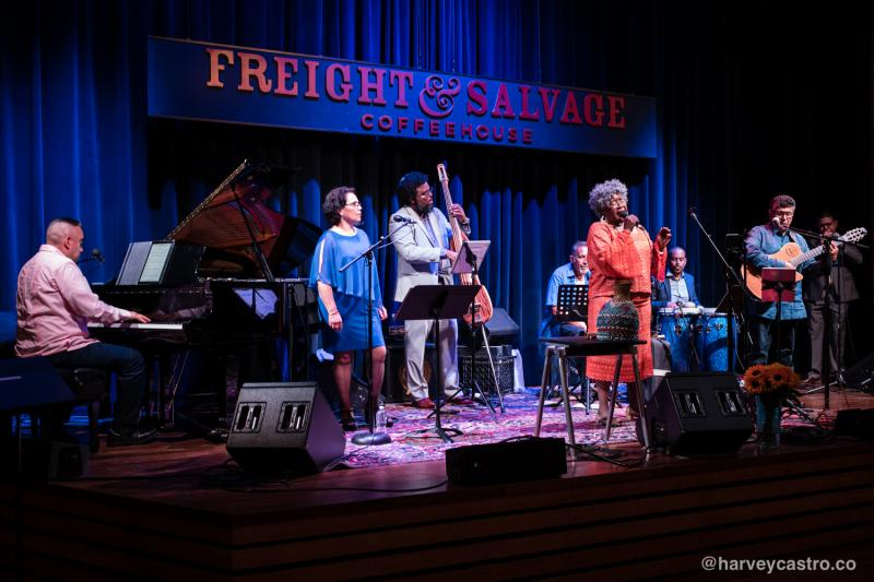 CD Release Concert at Freight & Salvage